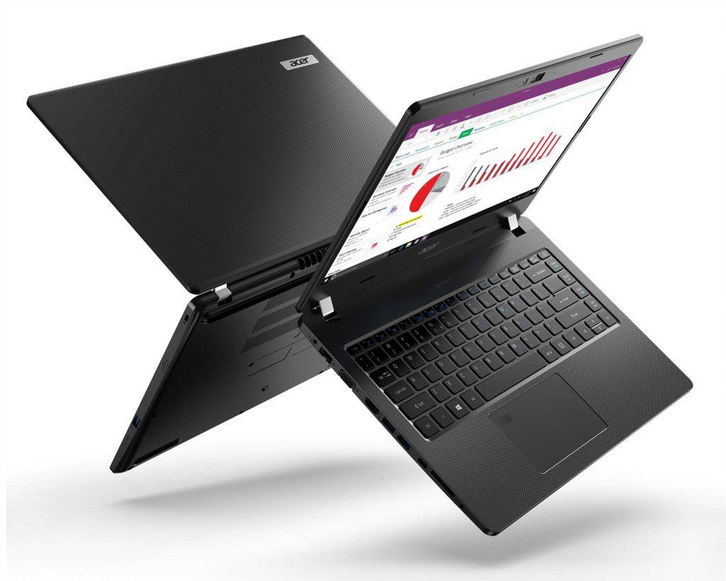 Tutte le novità Acer dal CES 2020, tra monitor gaming 4K formato TV e nuovi notebook della serie Spin, TravelMate e ConceptD 16