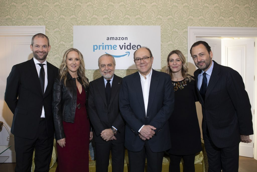 Amazon Prime Video ama l'Italia: in arrivo 5 serie nostrane