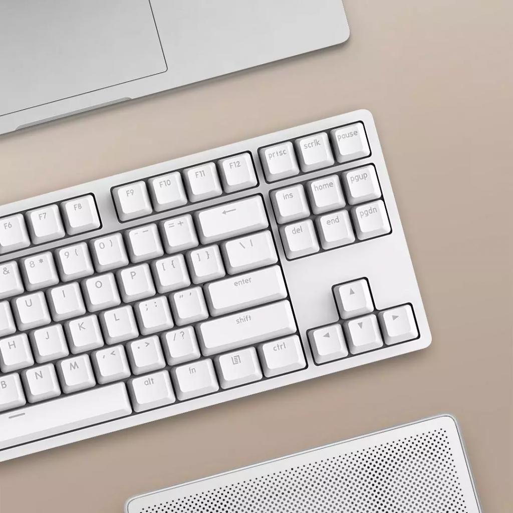 Direttamente dalla piattaforma Youpin ecco la nuova tastiera meccanica Xiaomi di seconda generazione 5