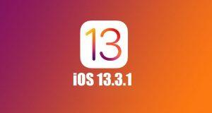 iOS 13.3.1