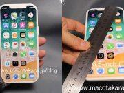 iPhone 12 sarà più sottile e slanciato, parola di Mac Otakara