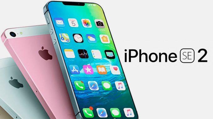 iPhone SE 2, il display potrebbe essere da 5.4