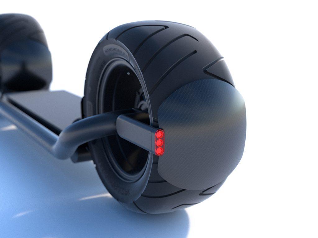 """Stator Ride è il monopattino da 50 km/h con ruote da 18"""""""