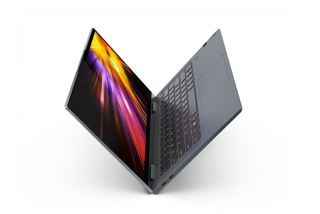 Novità Lenovo al CES di Las Vegas: ThinkPad X1 Fold pieghevole, Yoga con connettività 5G e ThinkBook Plus con display e-ink 5