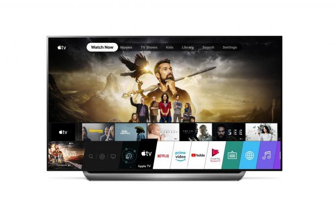 Apple TV LG 2019