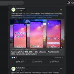 Facebook desktop nuova UI