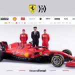 Ferrari SF1000 Scuderia Ferrari F1