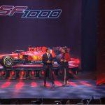 Diamo il benvenuto alla Ferrari SF1000: obiettivo mondiale di Formula 1 2020 2