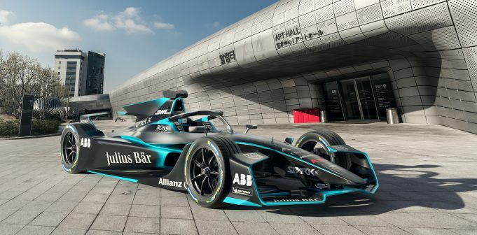 Ecco la Gen2 EVO, debutterà nella Stagione 7 della Formula E