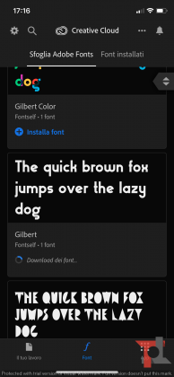 Come cambiare font su iPhone e iPad 3