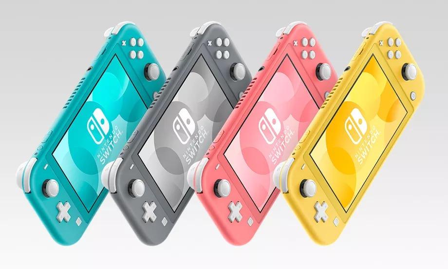 La gamma Nintendo Switch Lite si arricchisce del colore dell'anno 2019 1