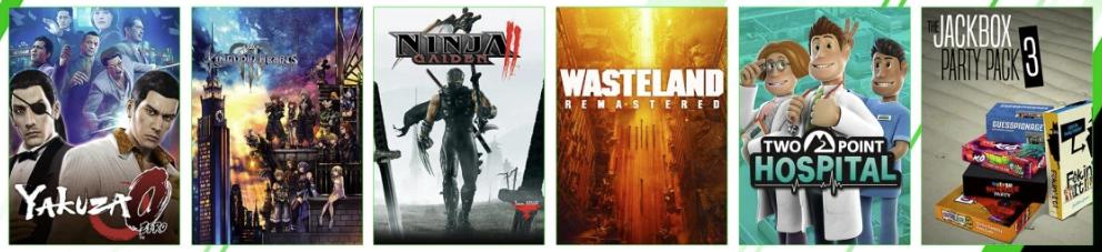 Ecco le novità di Xbox Game Pass per la fine di febbraio 2020 1