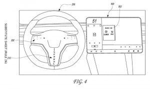 Tesla reinventa il volante con questo brevetto high-tech