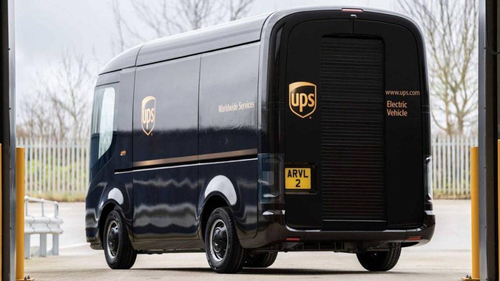 Renault, UPS e Cagiva puntano sulla rivoluzione elettrica 5