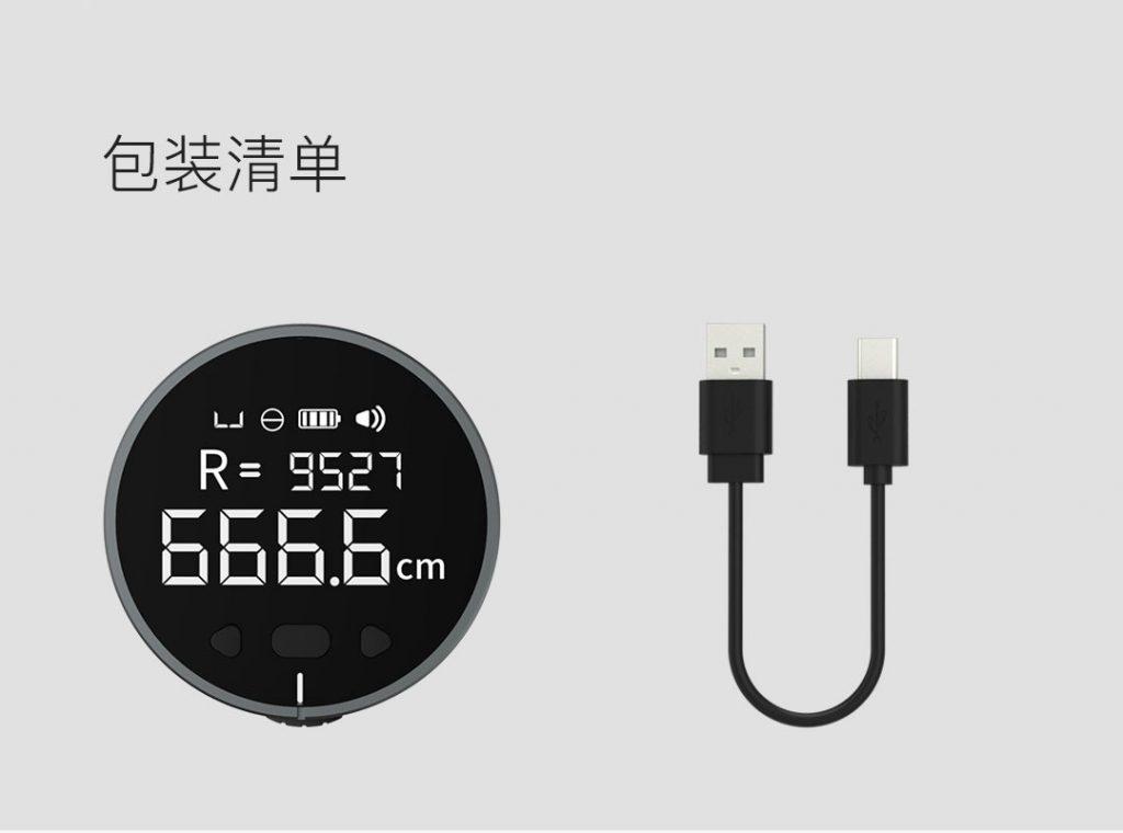Guardate l'ultima idea dal mondo Xiaomi: un metro digitale tuttofare 5