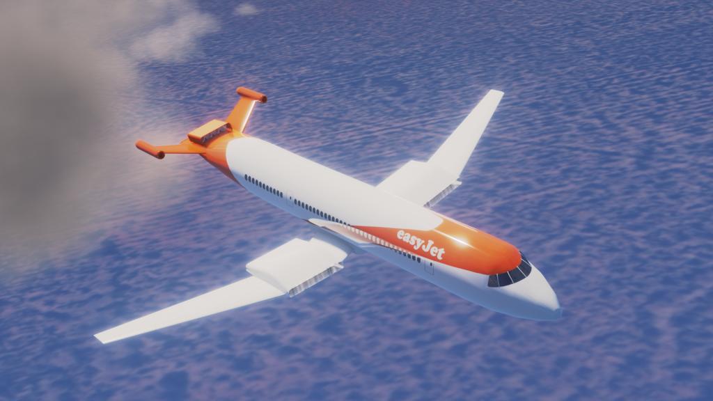 Wright Electric e easyJet insieme per il primo aereo elettrico 1