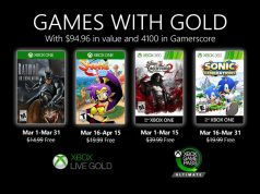xbox games with gold marzo 2020