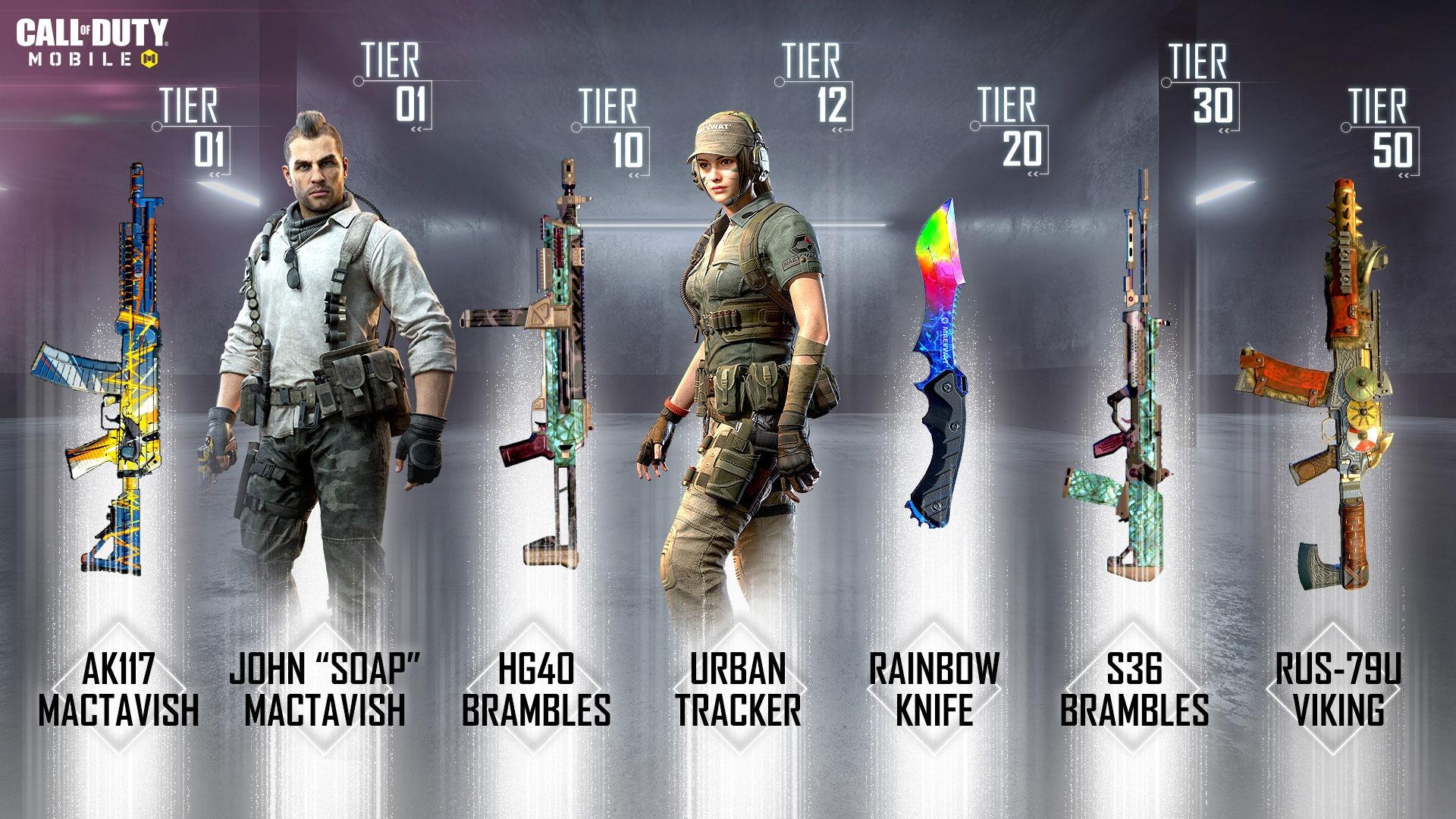 La stagione 4 di Call of Duty: Mobile porta con sé nuove mappe e abilità 1