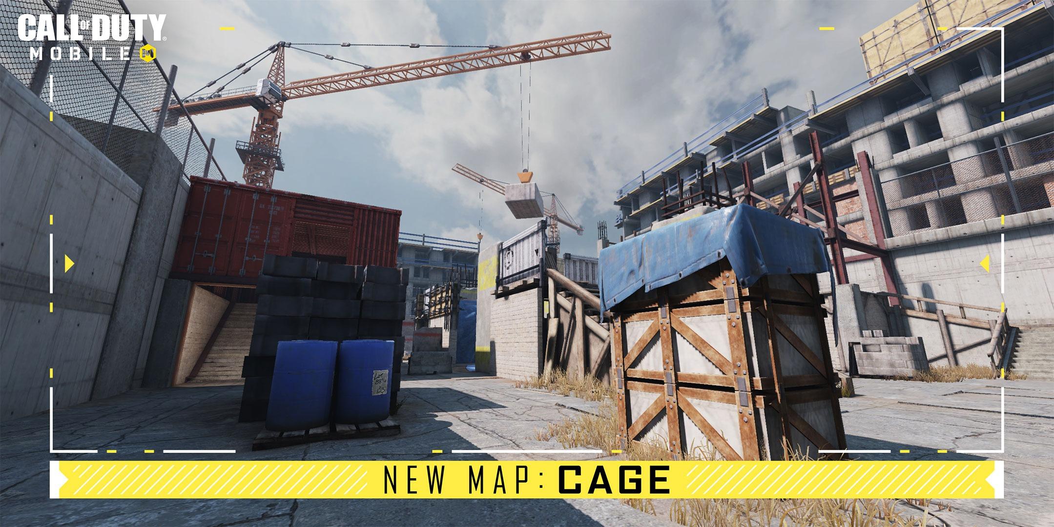 La stagione 4 di Call of Duty: Mobile porta con sé nuove mappe e abilità 2