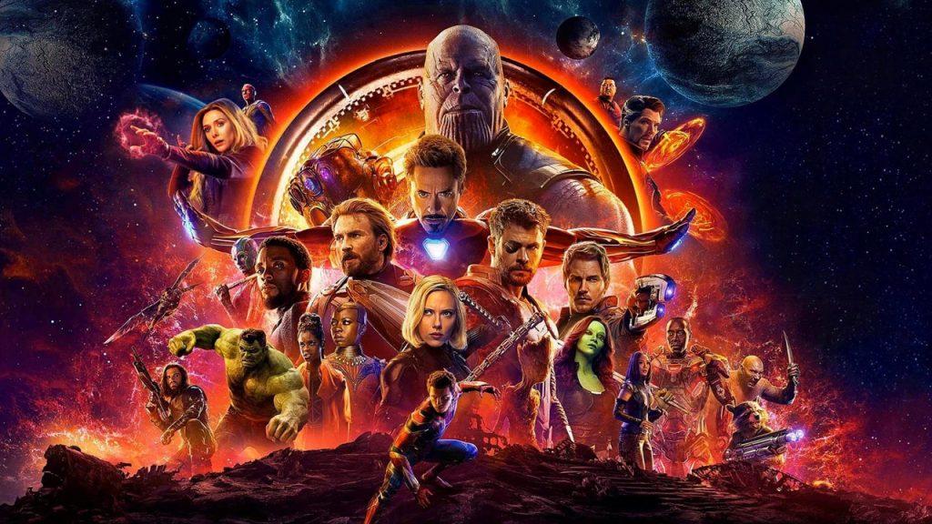 migliori film di fantascienza - Avengers: Infinity War