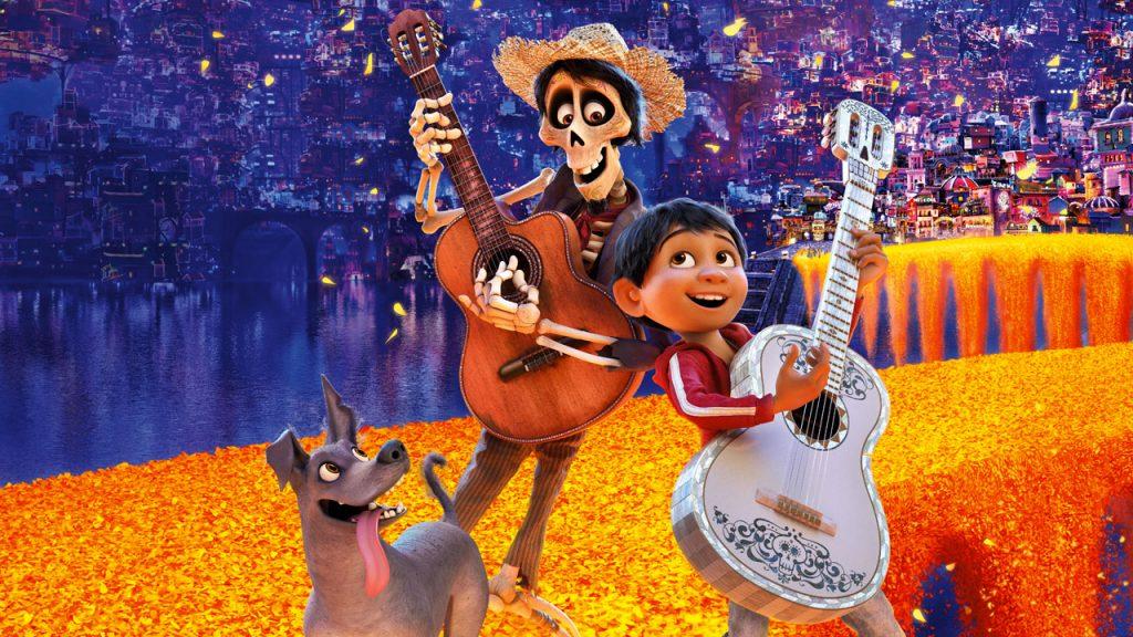 Coco - migliori film di animazione