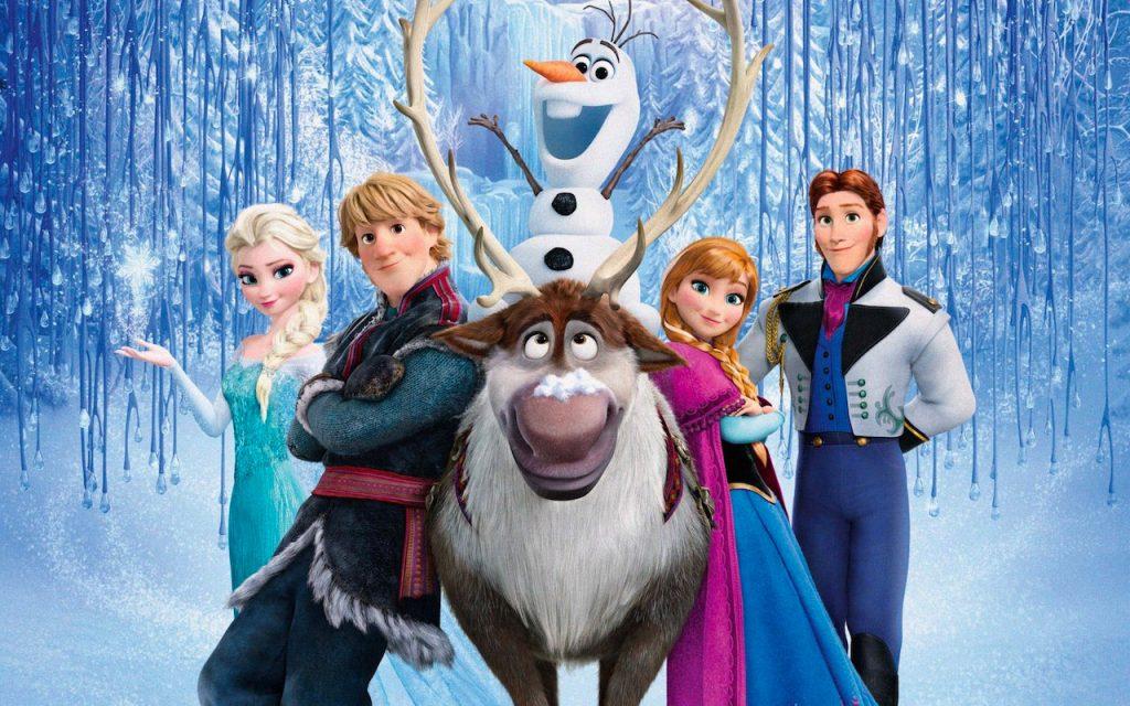 Frozen - Il Regno di Ghiaccio - migliori film di animazione