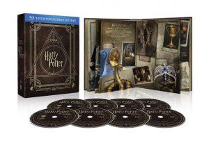 Gli 8 film di Harry Potter in un cofanetto in pelle imperdibile 1