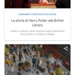 La mostra di Harry Potter è disponibile nell'app Google Arts & Culture 2