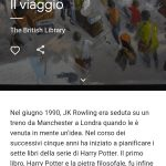 La mostra di Harry Potter è disponibile nell'app Google Arts & Culture 4