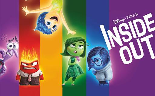 Inside Out - migliori film di animazione