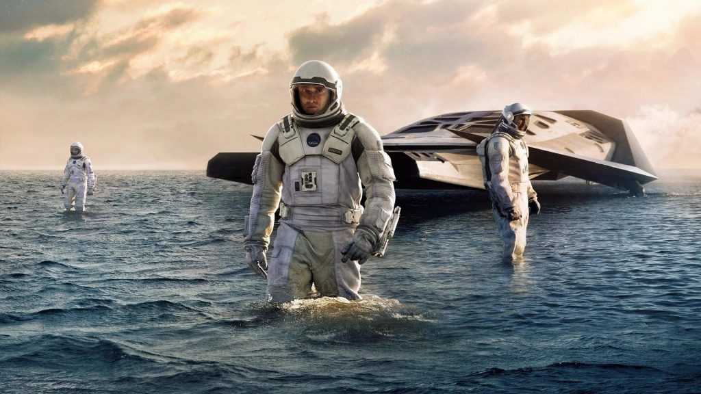 migliori film di fantascienza - Interstellar