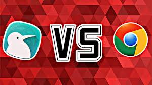 Kiwi vs Chrome