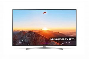 LG TV NanoCell AI