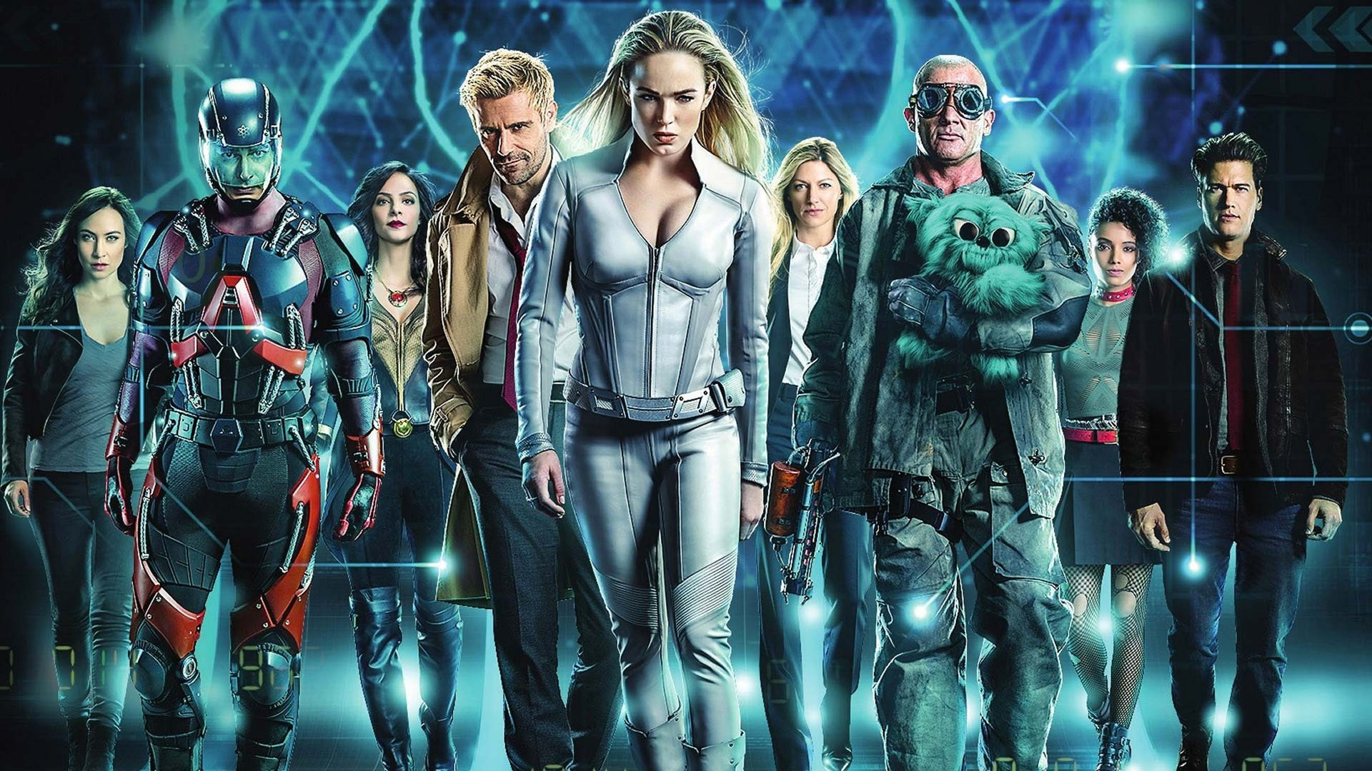 Tornano su Italia 1 Supergirl e DC's Legends of Tomorrow 1