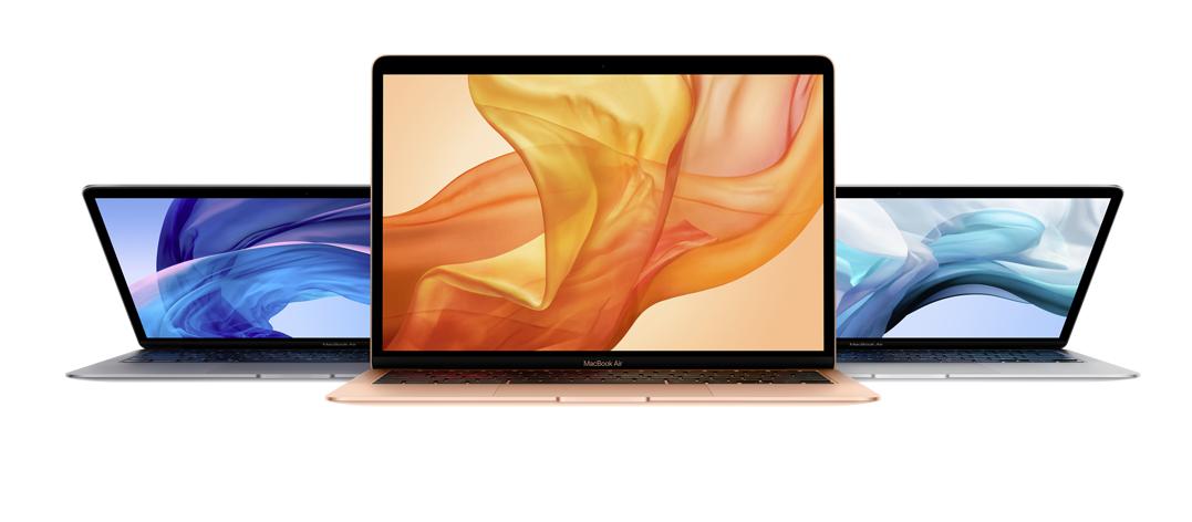 Apple presenta il nuovo MacBook Air, con schermo Retina e Magic Keyboard 9