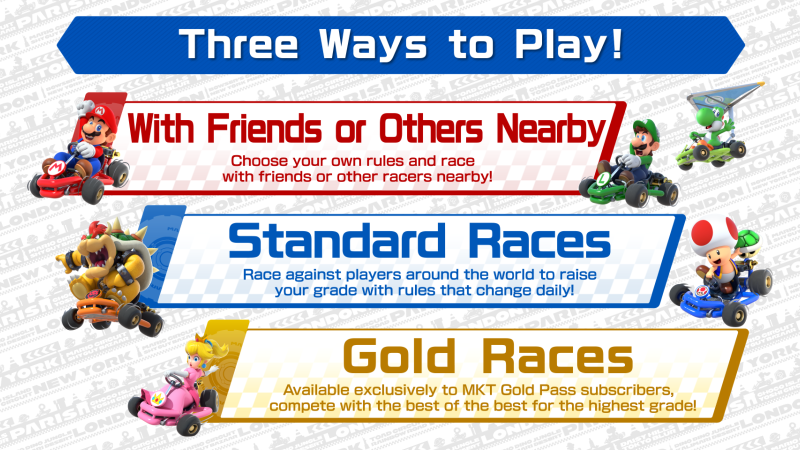 Mario Kart Tour Multiplayer 2