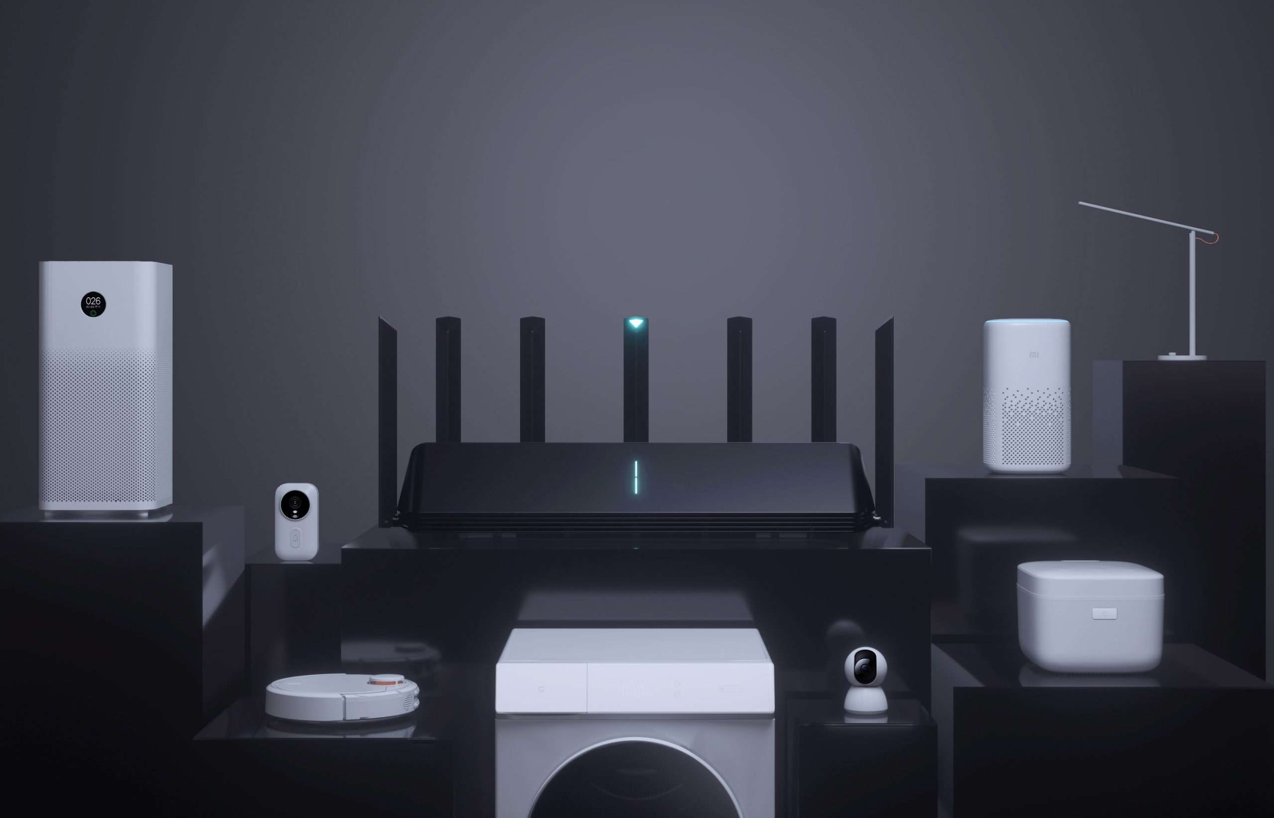 Xiaomi Mi AIoT Router