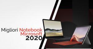 Guida Miglior notebook Microsoft