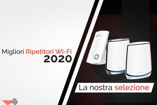 Migliori ripetitori Wi-Fi