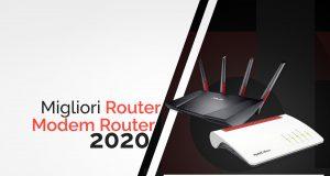 guida Migliori router e modem router