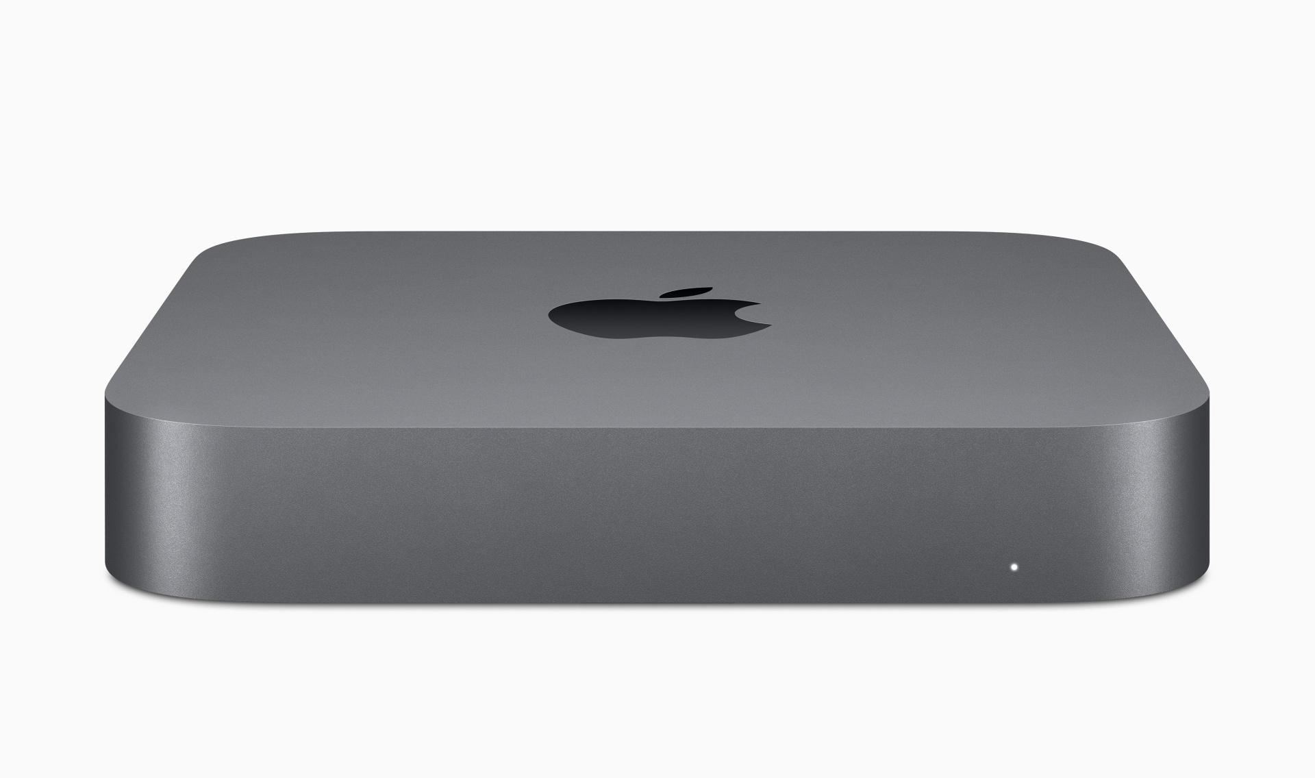 Apple annuncia il nuovo Mac Mini con più memoria e nuovi processori 2