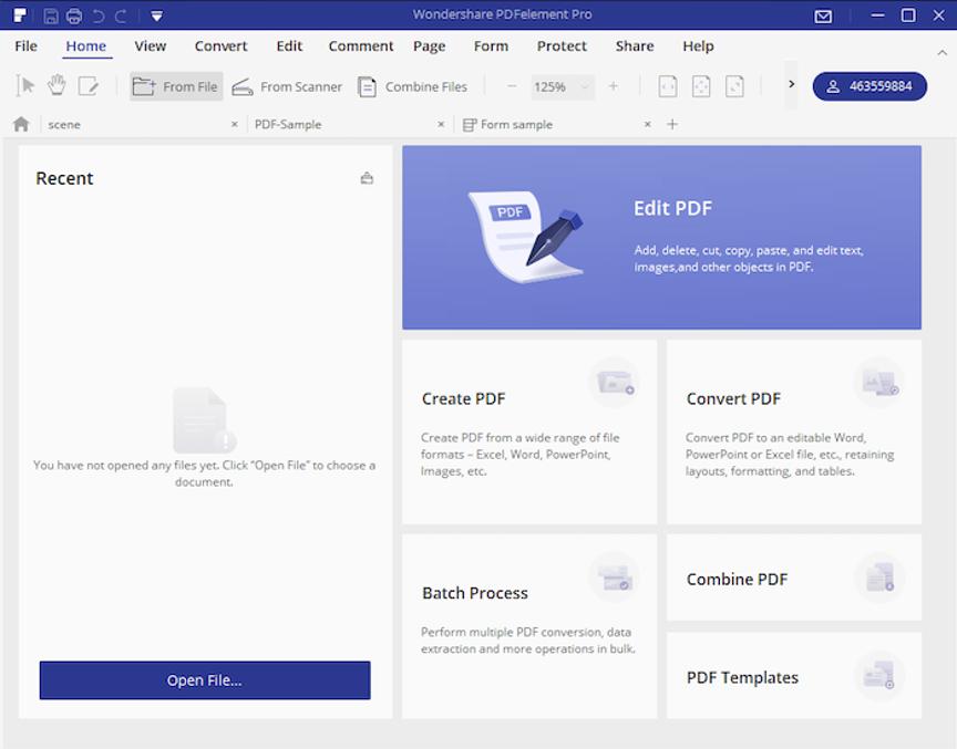 PDFelement 7: la risposta ideale a un servizio Adobe ormai superato 1