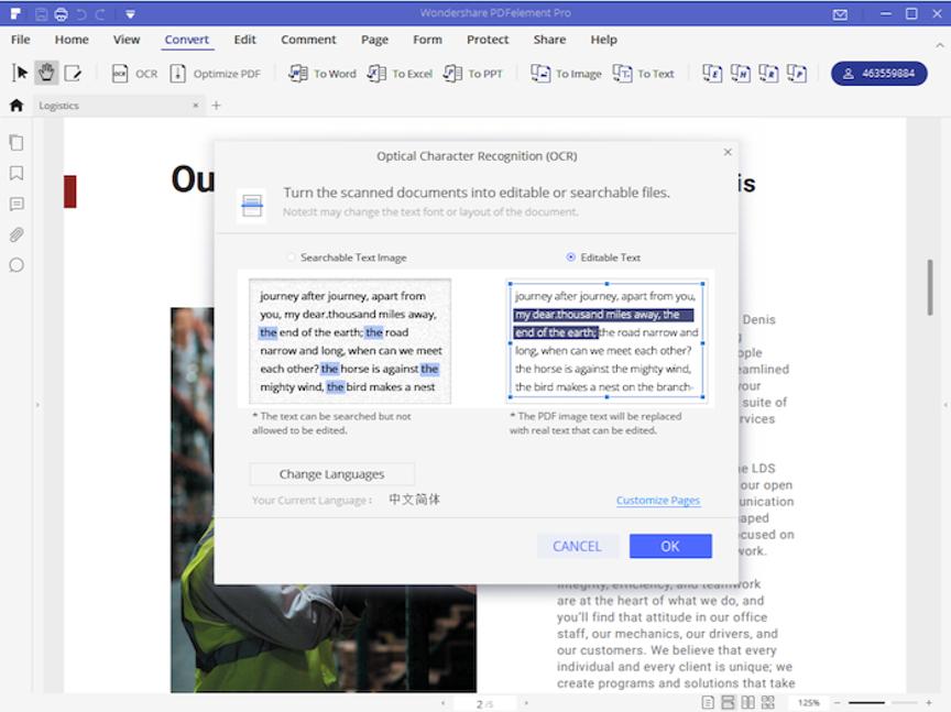 PDFelement 7: la risposta ideale a un servizio Adobe ormai superato 3
