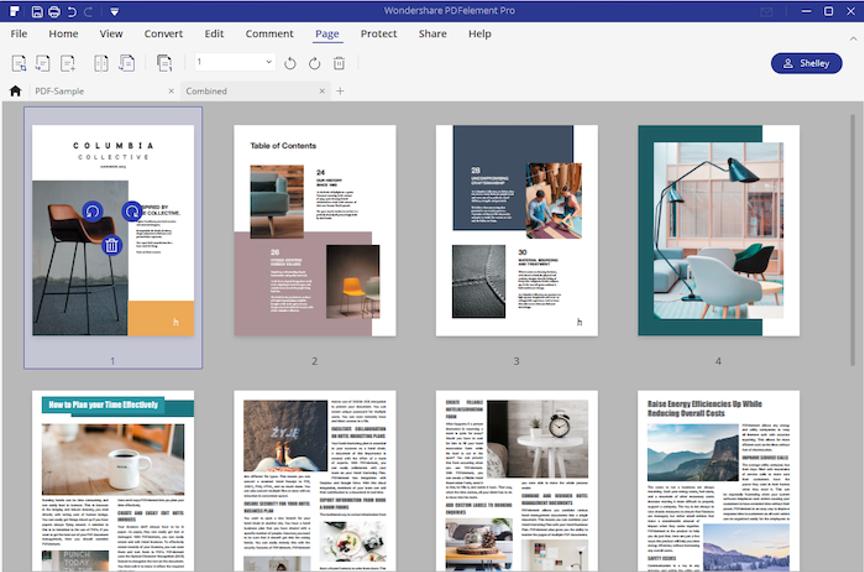 PDFelement 7: la risposta ideale a un servizio Adobe ormai superato 5