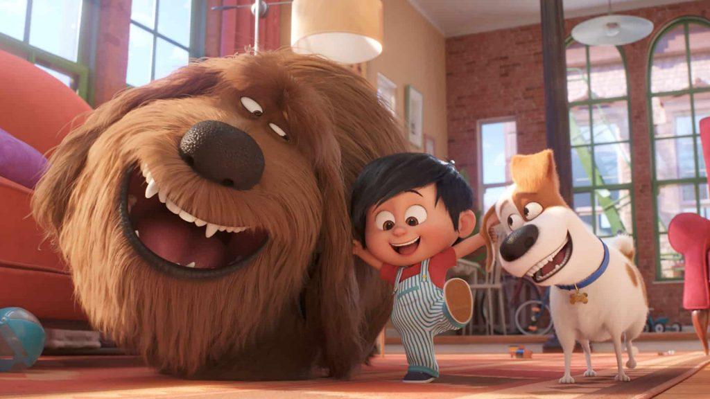 Pets 2 film da vedere NOW TV e Sky on demand