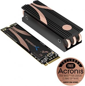 Sabrent Rocket NVMe PCIe 2 TB