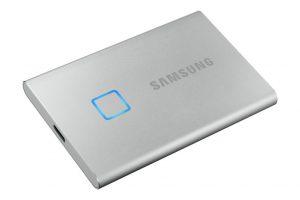 Samsung T7 Touch Portatile 1 TB
