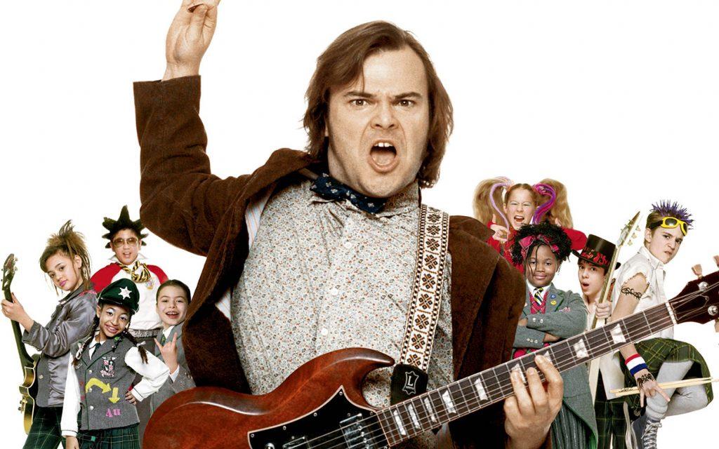 School of Rock - migliori film commedia