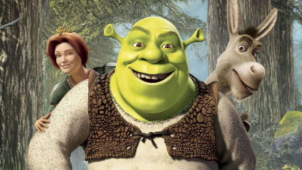 Shrek - migliori film di animazione