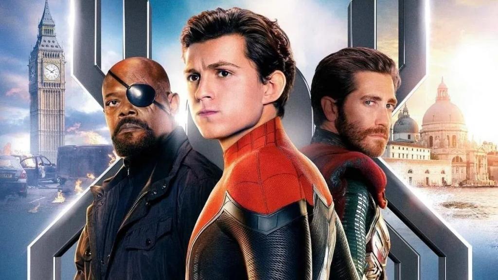 Spider-Man Far From Home film da vedere NOW TV e Sky on demand